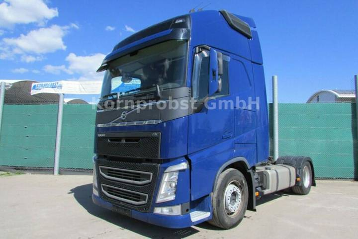 Volvo FH 460 4x2 LL - MEDILINER - Nr.: 543 - 2014