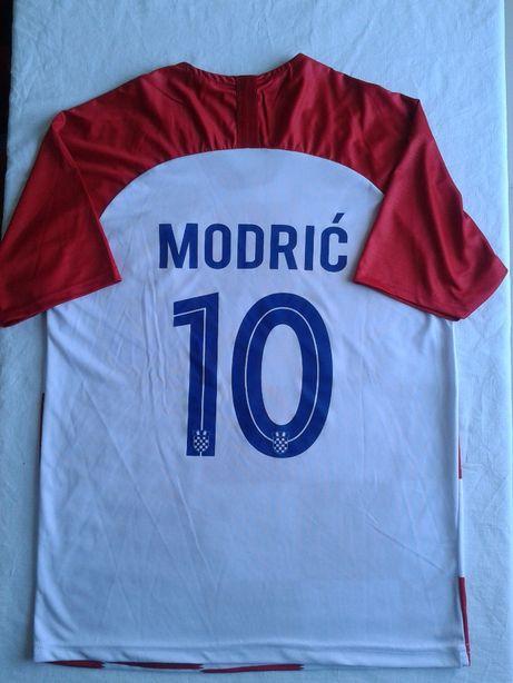 3347e0709 Nowa oryg koszulka piłkarska reprezentacji Chorwacji-Luka Modric..  Kołobrzeg - image 5