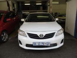 Toyota - Corolla 1.6 Professional Facelift for sale