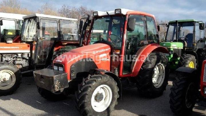 Lindner GEOTRAC 50 A - 2002