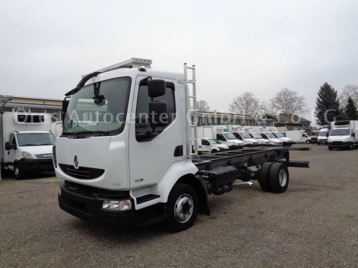 Renault Midlum 180.12 *Fahrgestell 5.40m*Euro 5* - 2011