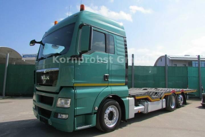 MAN TGX 26.440 6x2 LL - LKW Transporter Nr.: 250 - 2013