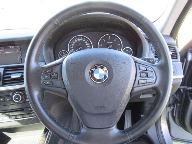 BMW x3Drive 2.0d Exclusive A/T- Full service history Kuils River - image 7