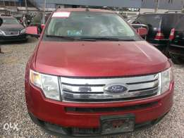 Super clean Reg 2008 Ford Edge
