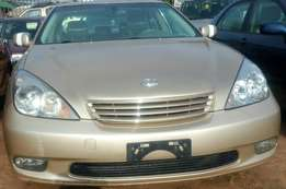 Lexus ES330 Direct Belgium full option.