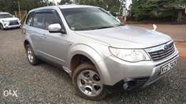 very clean subaru forester