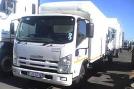 just arrived isuzu 4,to 14 tonne closed body for sale
