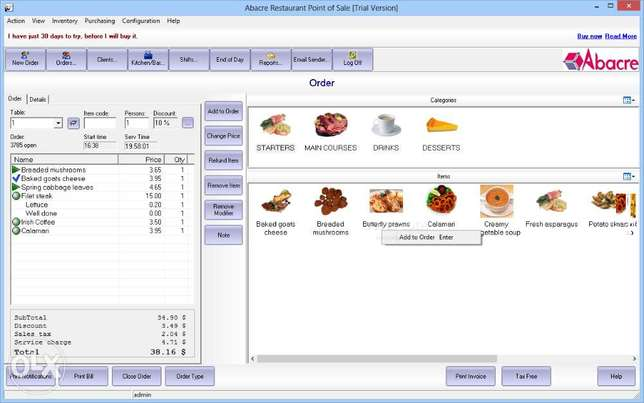 Abacre Point Of sale software for Bar and restaurants Nairobi CBD - image 6
