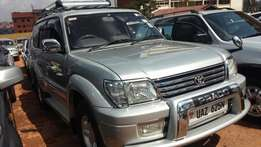 Toyota Land cruiser Tx 1999 model in a perfect condition for sale