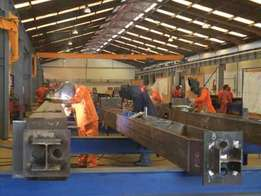 For your fabrication and engineering jobs