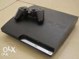 Chipped PS3 slim