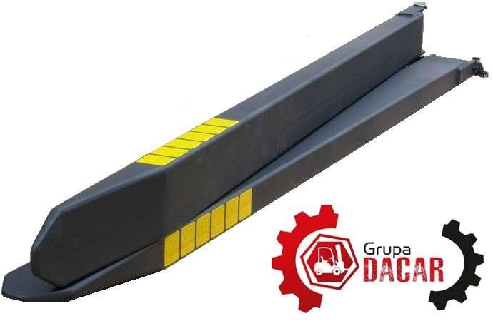 Linde Przedłużki wideł 2000 mm do wideł 100x40/45  gabelverlängerung - 2019