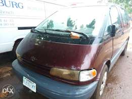 Used Toyota previa for sale