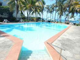 ID ( 005) EXQUISITE 2 bedroom BEACH SIDE APARTMENT for long term Lease