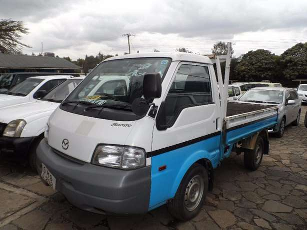mazda bongo pick up white in color Industrial Area - image 2