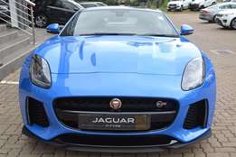 Jaguar - F-Type 5.0 (423kW) V8 SVR Coupe AWD