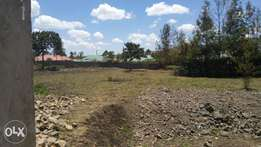 Ongata rongai half acre for sale