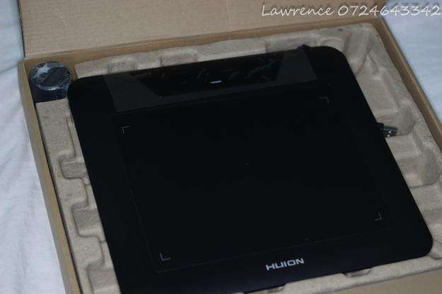 Huion 8 x 6 Inches Digital Graphic Drawing Tablet 680s Black Nairobi CBD - image 1