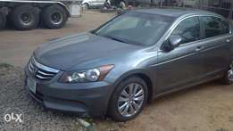Clean Honda Accord full option