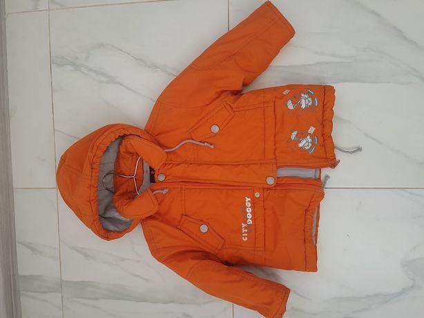 Куртка зимова + чоботи cd75045d961b1