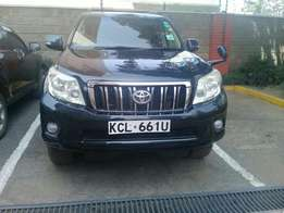 Prado 150 series petrol 2700cc 2010 model