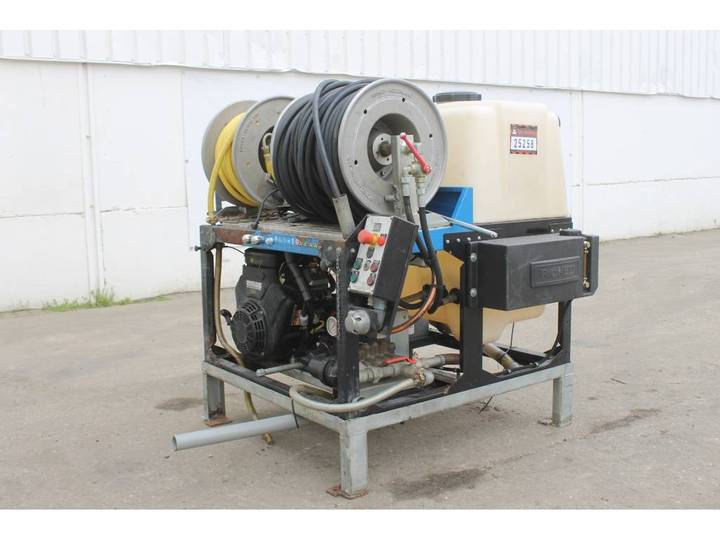 Rioned  R302 Rioolontstopper - 2007