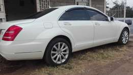 mercedes benz S350 petrol 2009 auto super clean buy and drive,