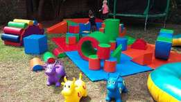 soft play events and tents !