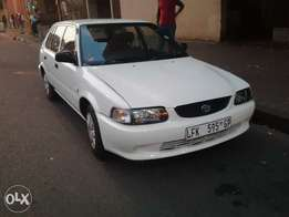 2002 toyota tazz 1.4 for sale