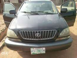 First Body Lexus Rx300 Jeep 2000 Model