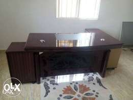 Executive office table high quality (7854)