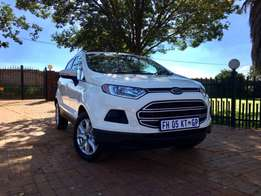 Ford ecosport 1.5tdci trend