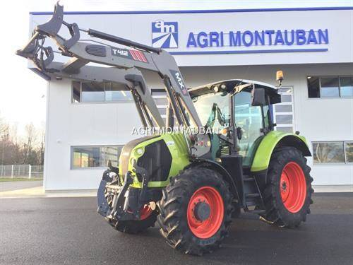 Claas Arion 520 - 2014