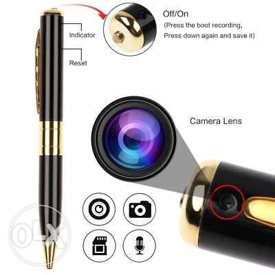 Pen with Hidden spy camera nanny video cam Nairobi CBD - image 2