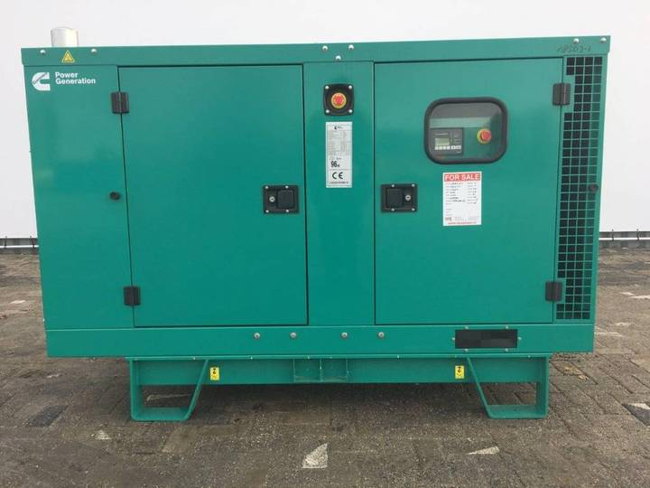 Cummins C44 D5e - 44 kVA Generator - DPX-18505 - 2019 - image 2