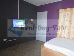 Apartment Furnished for Rent at Akweteman