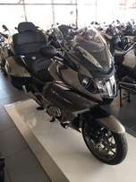 2016 BMW K1600GTL, only 1,100 kms