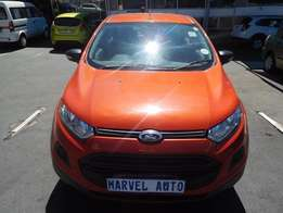 2015 Ford Ecosport 1.5 Ambiente For R165,000