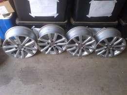 VW PoLo Mags / RIMS ONLY 4 For Sale
