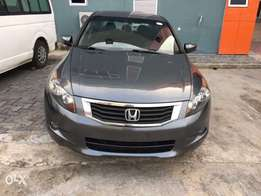 Foreign used Honda Accord, 2008 model.