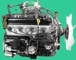 3Y Toyota Engine second hand
