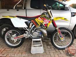 2007 Suzuki RM 250 MINT CONDITION = Yamaha YZ ktm honda cr kx 250 125