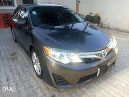 Clean Nigerian used 2013 Toyota Camry