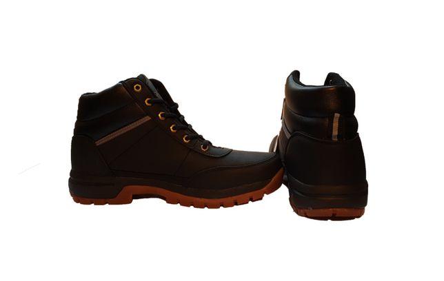 27c16e59 Kappa czarne/szare męskie buty zimowe BRIGHT MID rozmiar 46 Gryfino - image  3