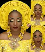 Order for your coral beads and design your ASO oke with Stone and bead