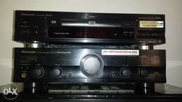 pioneer amp and dvd
