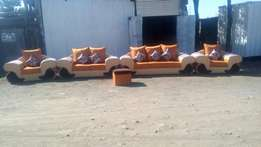 sofa set/luscover/capentry