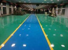 Water proofing and Epoxy flooring solutions