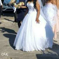 Wedding Gown for Sale in Durban