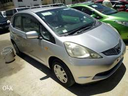New number KCN Exquisite Silver Honda Fit